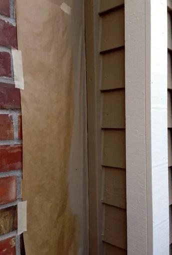 overspray on bricks 98008