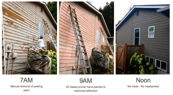 bellevue WA interior painters