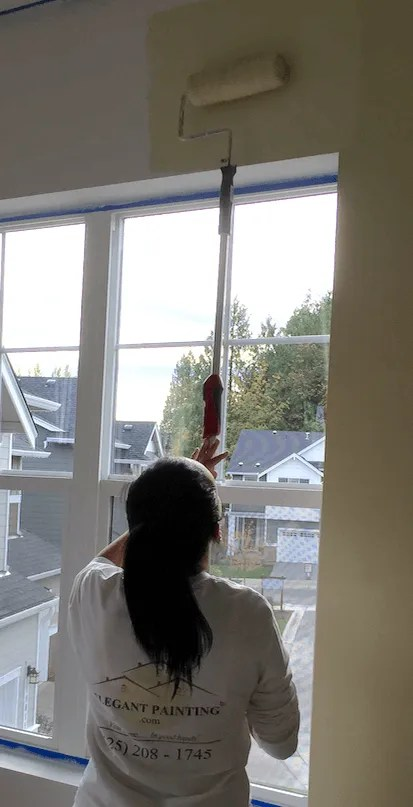bellevue interior house painters
