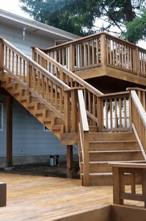 Twp Natural Cedar Tone Deck Stain House Painting In