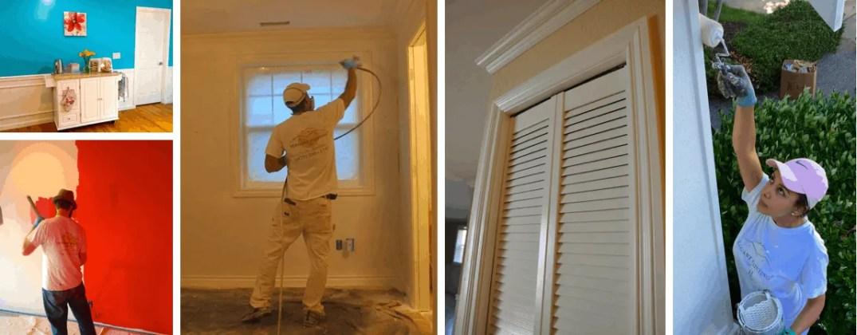 hosue painters redmond WA