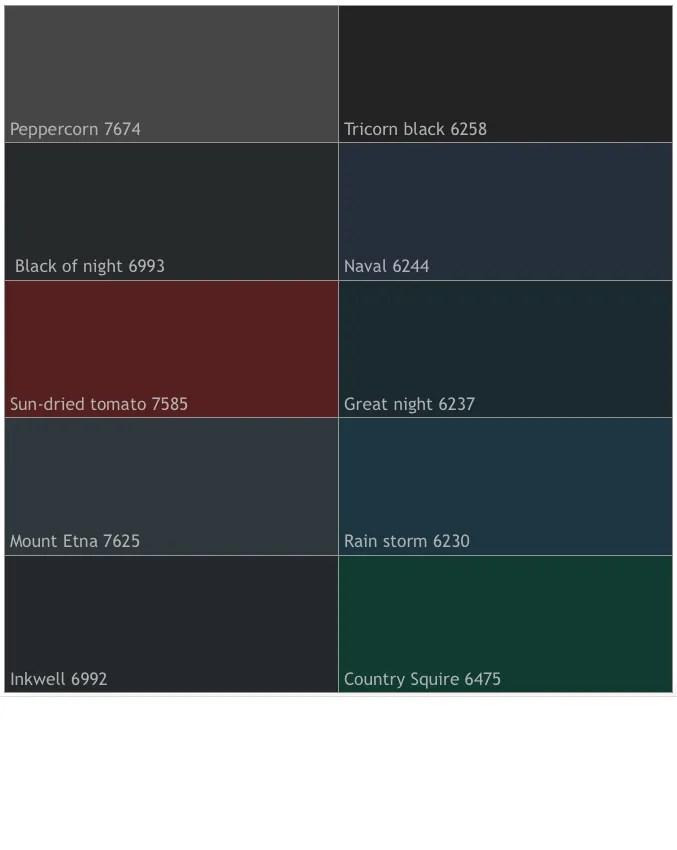 Popular Front Door Colors 2016 Elegant Durable Precise