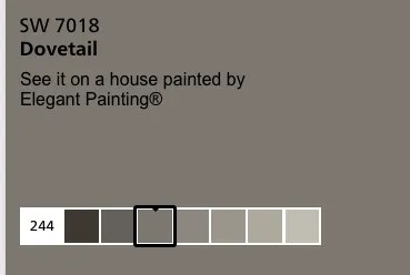 Dovetail SW 7018