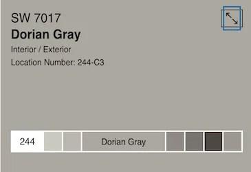 Dorian Gray SW 7017