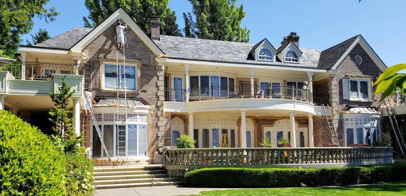 elegant painting residential