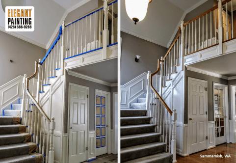 top interior painters 98074