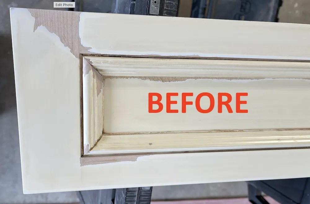 priming cabinet doors