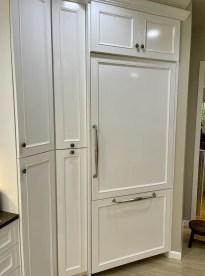 kitchen fridge door panel