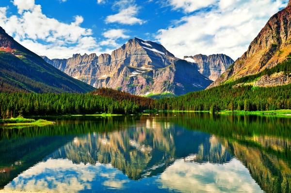 Glacier National Park Winter Photography