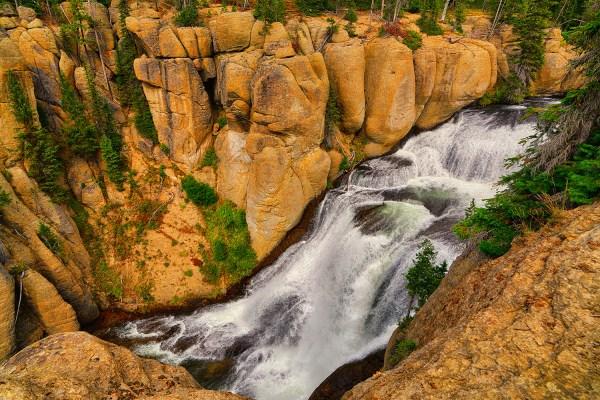 Nature Yellowstone National Park