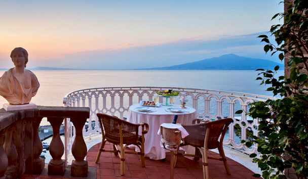 Grand Hotel Excelsior Vittoria Italy Elegant Resorts