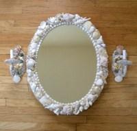 Shell Mirrors, Seashell Mirrors, Sealife Mirrors by ...