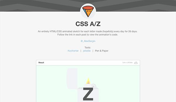 CSS-A-Z
