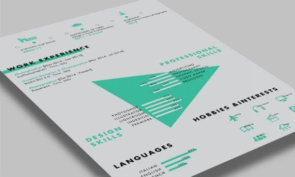 20+ Free Resume Design Templates for Web Designers | Elegant Themes Blog