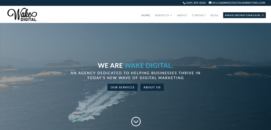 While those things are still essential, a significant part must also include a digital marketing strategy. 15 Examples of Marketing Agency Websites Built with Divi ...