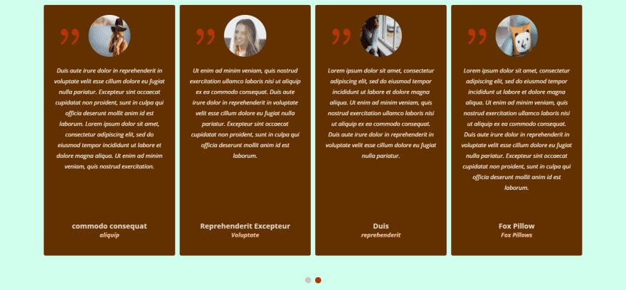 Divi Plugin Highlight Testimonial Slider Elegant Themes Blog