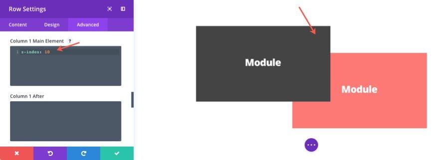 index modules