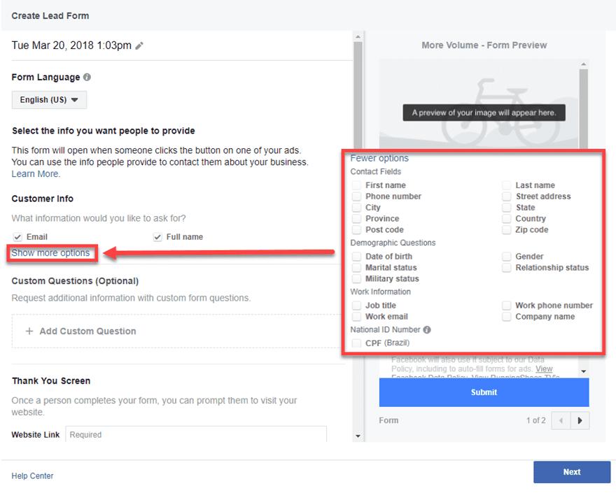 HubSpot CRM Facebook Ads