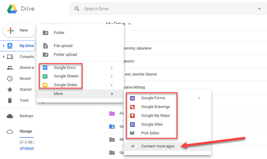 25 Ways Google Drive Can Help Power Your Business Website