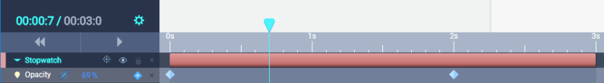 Modifying your timeline settings.