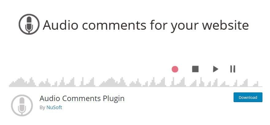Best WordPress Voice Message Plugins for WordPress