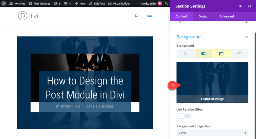 post35 4 Stunning Examples of Divi's Post Title Module & How to Achieve Them