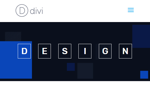 at33 How to Animate Letters for Unique Text Designs in Divi