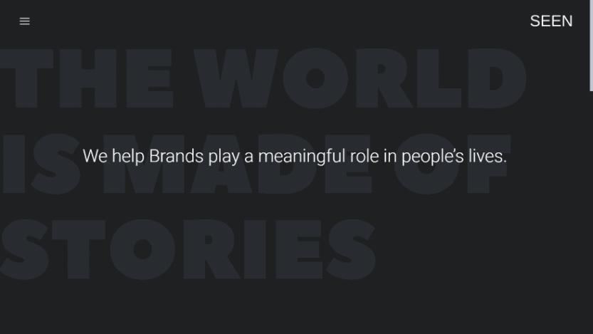 Seen Brand Agency