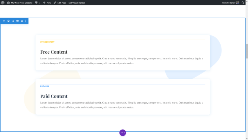 Restricting Access to MemberPress Content on Divi Pages