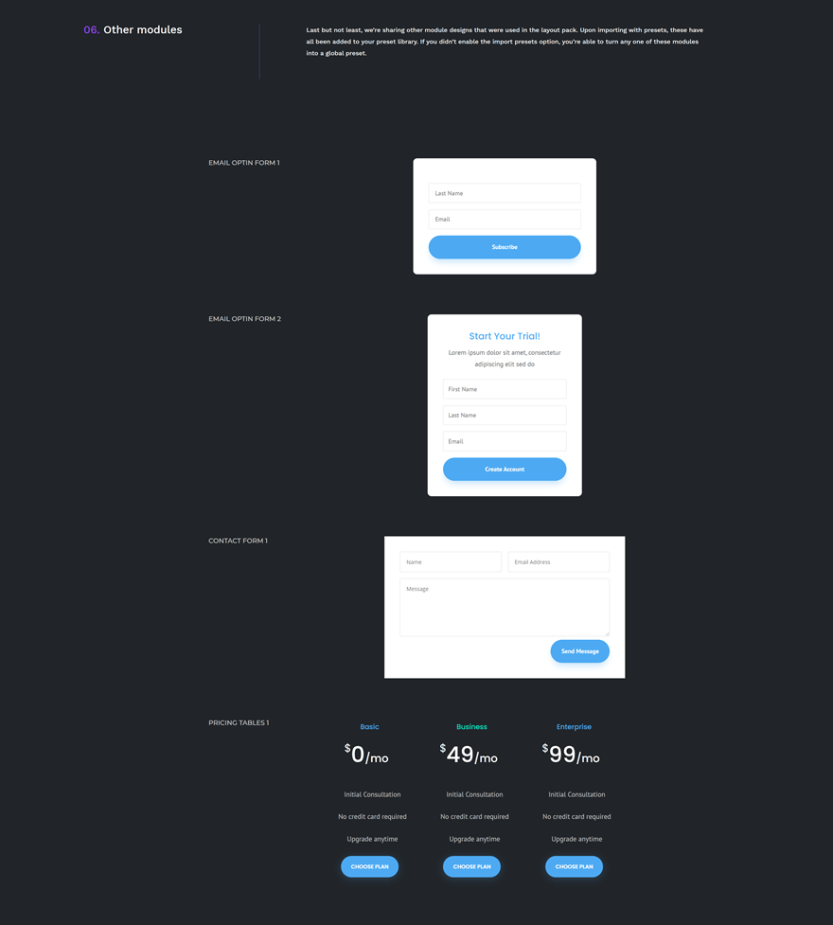 digital payments global presets style guide