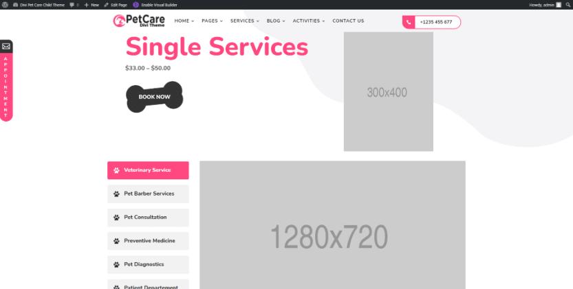 Single Service