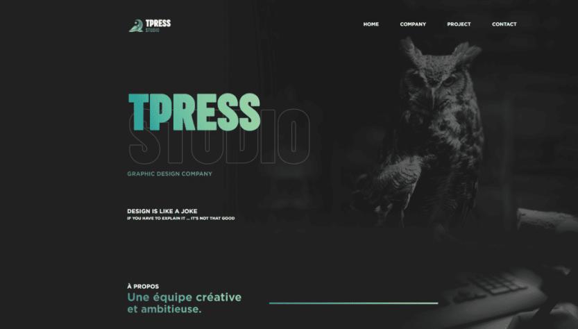 TPress Studio