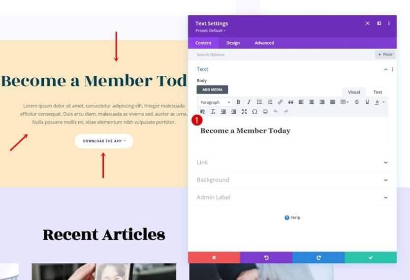 telehealth blog post template