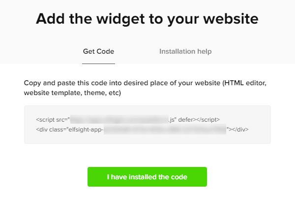 code for app