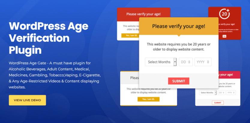 age verification system