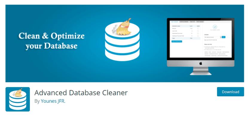 advanced database cleaner plugin
