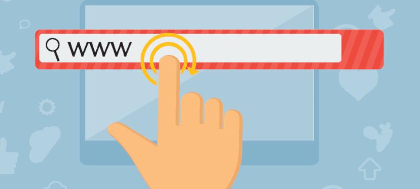 Redirecting a WordPress site URL.
