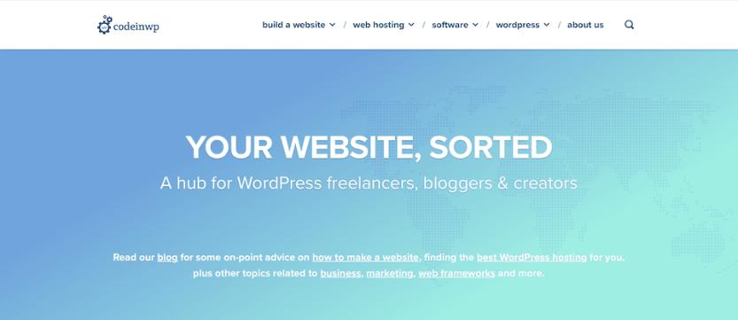 website tips