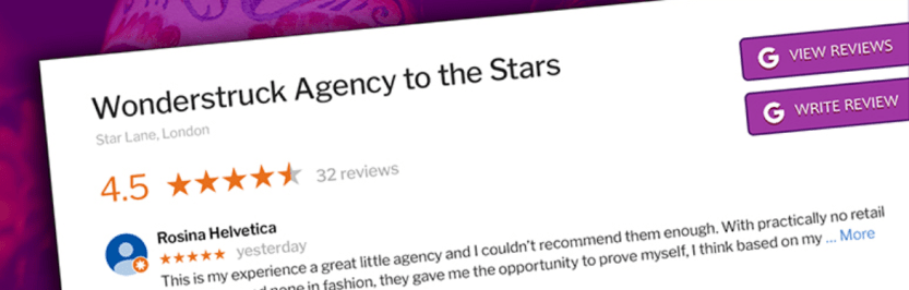 The Reviews and Rating plugin