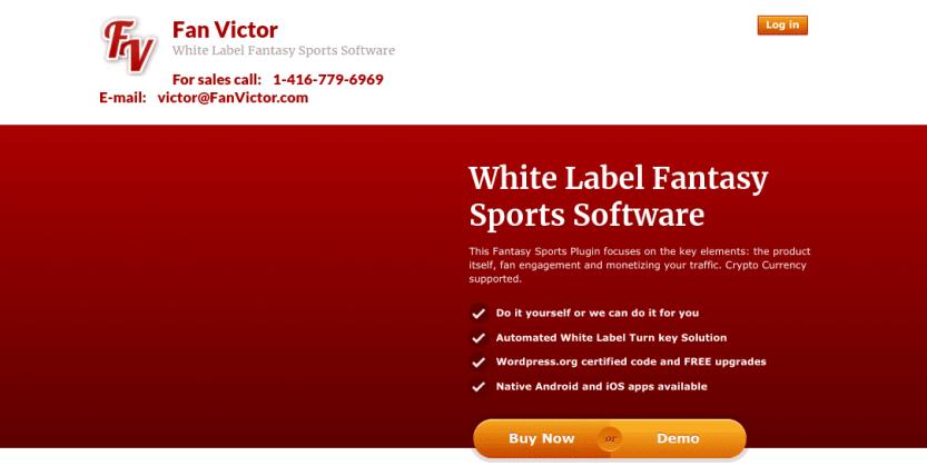 The Fan Victor website.