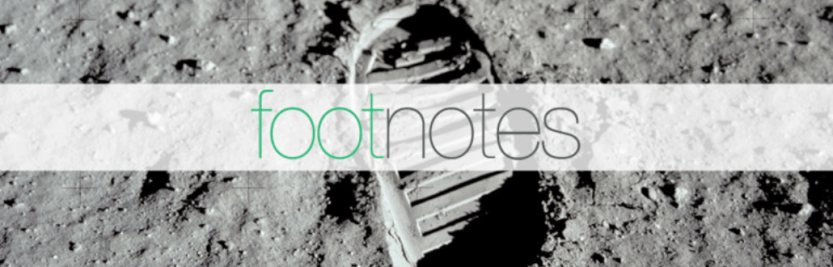 The Footnotes plugin, one of the best WordPress plugins for bloggers.