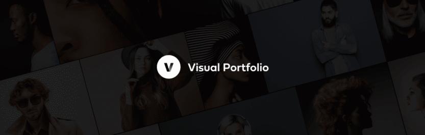 Visual Portfolio, a WordPress portfolio plugin.