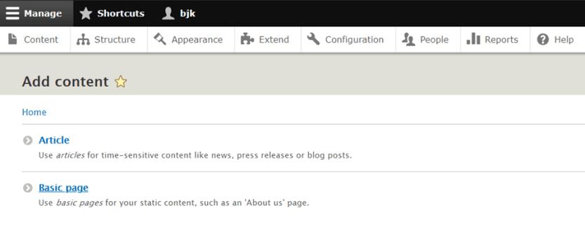 drupal publishing