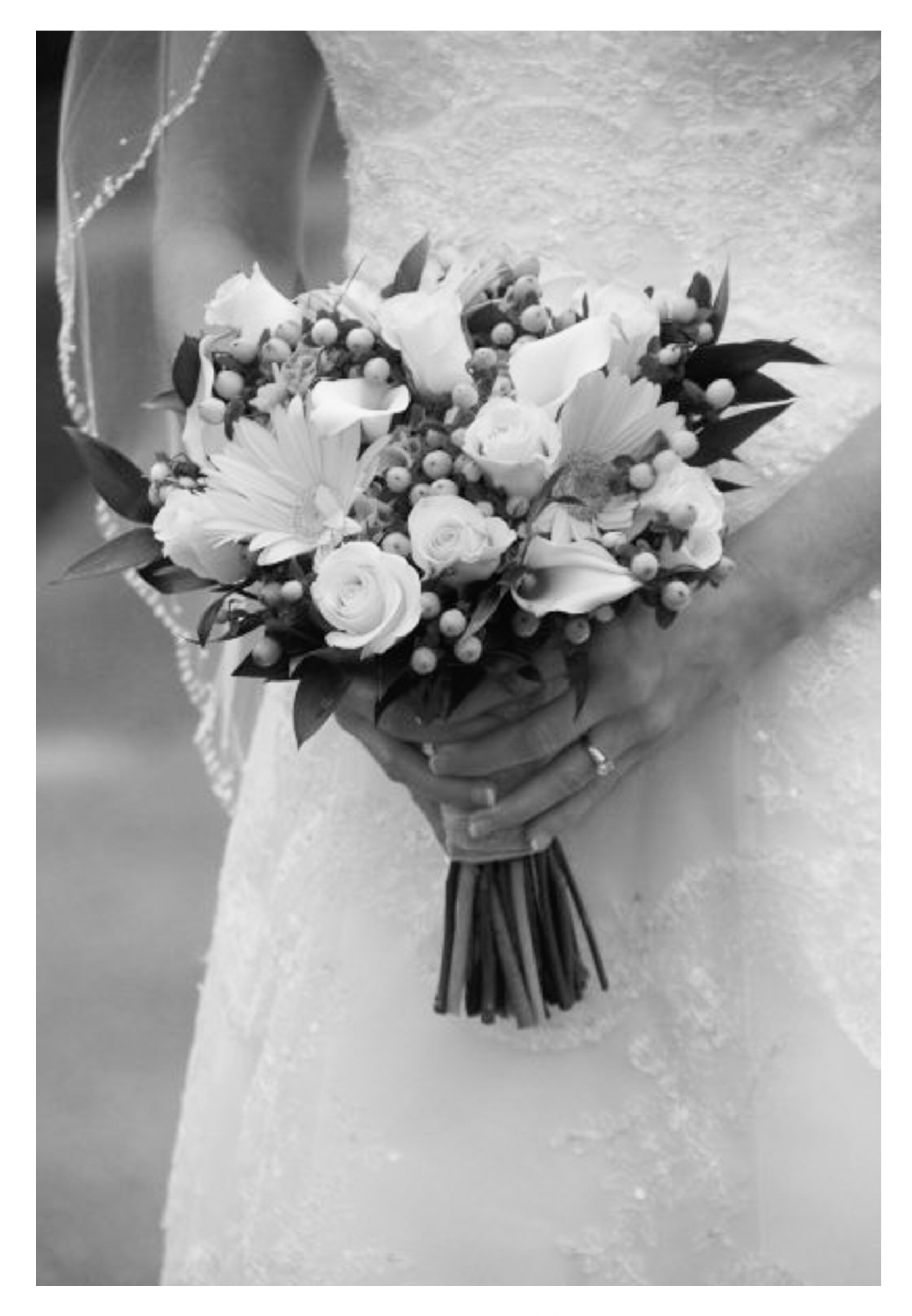 Elegant Touch Photos - Flower Bouquet