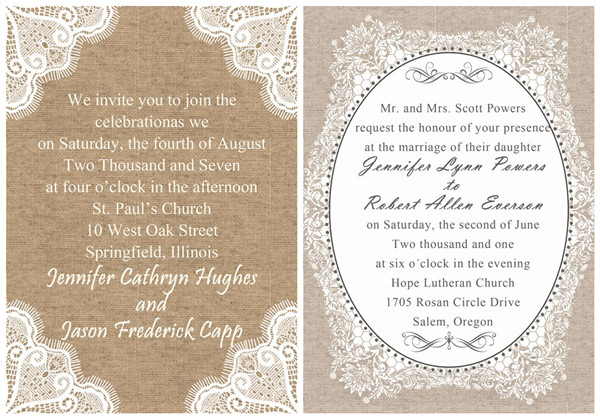 Cheap Create Your Own Invitations