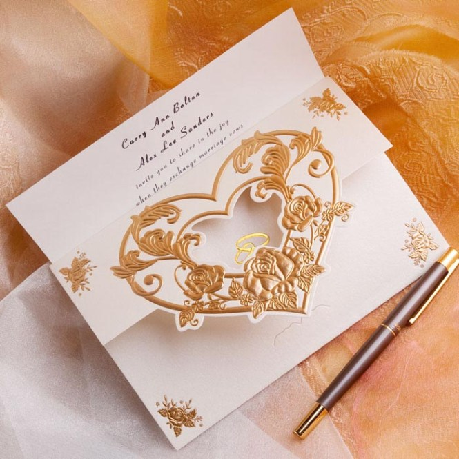 Fall Wedding Invitations Ideas For Your