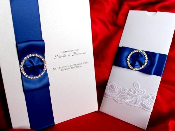 Royal Blue Wedding Ideas And