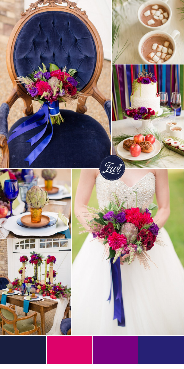 Top 10 Most Popular Wedding Color Schemes on ElegantWeddingInvites  Elegantweddinginvitescom Blog