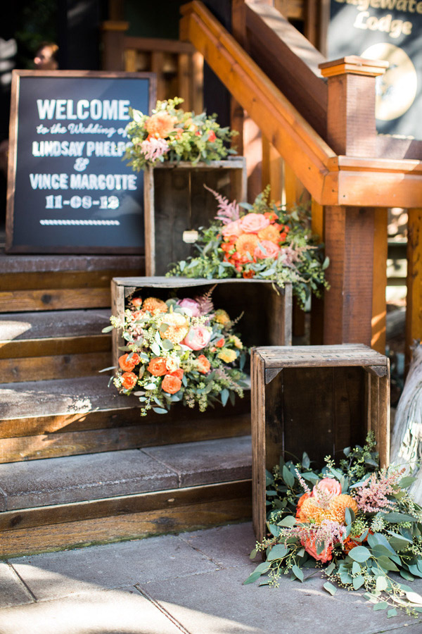 Autumn Rustic Wedding Ideas