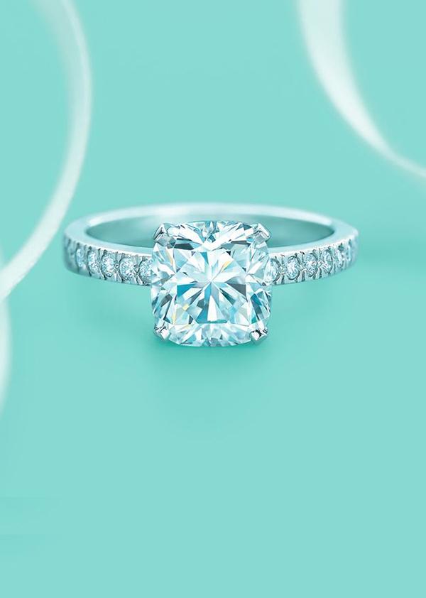 10 Breathtaking Tiffanys Wedding Engagement Rings and
